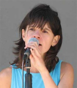 Céline chanteuse de Courvite-Isabelle
